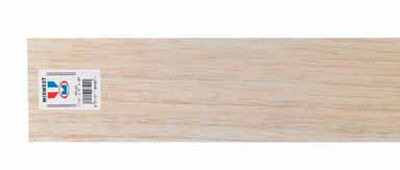 Midwest Products Balsawood Sheet 1/16 in. x 4 in. W x 3 ft. L