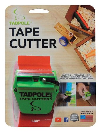 Tadpole 2 in. W Tape Cutter