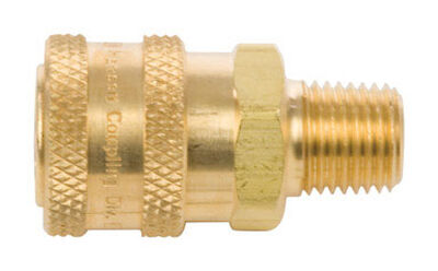 Forney 5500 psi Quick Coupler Male Socket