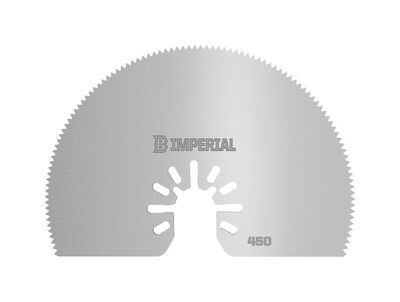 Imperial Blades High Speed Steel Saw Blade 4 in.