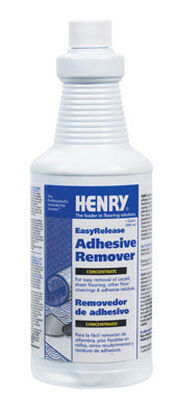 Henry EasyRelease Adhesive Remover 1 qt. Liquid
