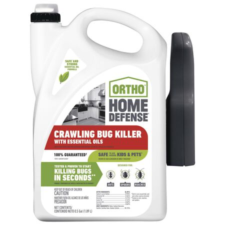 Ortho Home Defense Organic Crawling Bug Killer 0.5 gal.