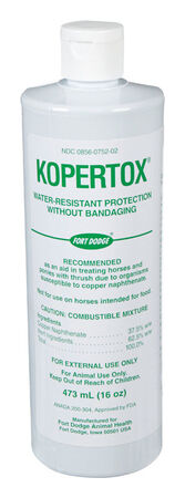 Kopertox 16 oz. Wound Protection For Horse