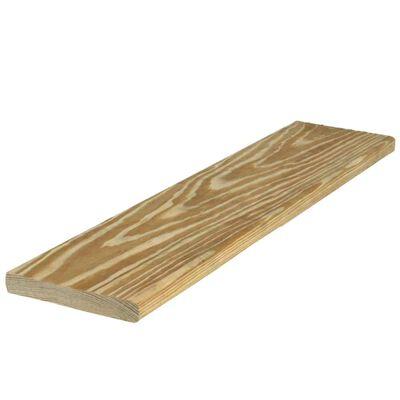 "Treated Pine 5/4"" x 6"" x 8'"