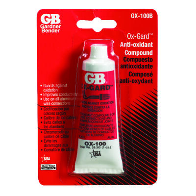 GB Ox-Gard General Purpose Anti-Oxident Compound 1 oz. Tube