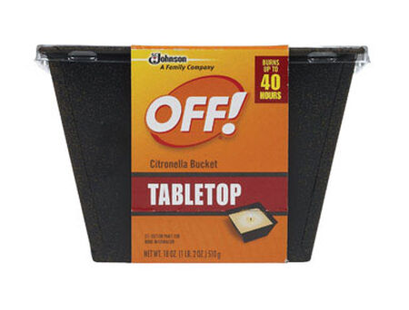 OFF! Insect Repellent Citronella Oil 18 oz.