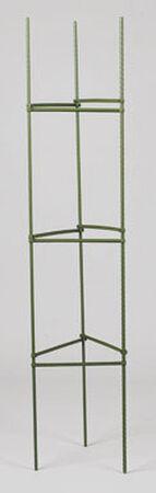 Gardener's Blue Ribbon Green Plastic Tomato Cage 60 in. H x 60 in. L x 60 in. W