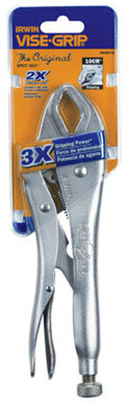 Vise-Grip 10 in. L Curved Pliers