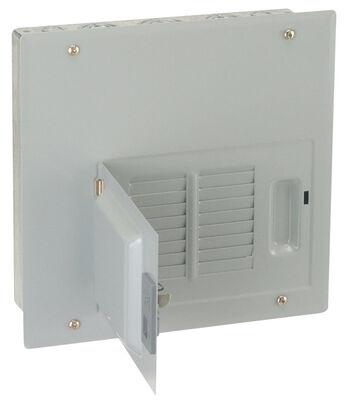 GE PowerMark Gold 125 amps 6 space 12 circuits 240 volts Plug-In Main Lug Circuit Breaker Panel
