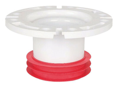 Sioux Chief Push Tite PVC Toilet Flange 4 in.