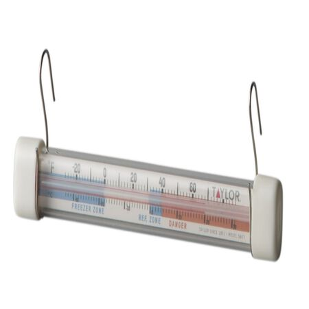 Taylor Analog Refrigerator and Freezer Thermometer -20 To 60