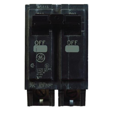 GE Q-Line Double Pole 60 amps Circuit Breaker