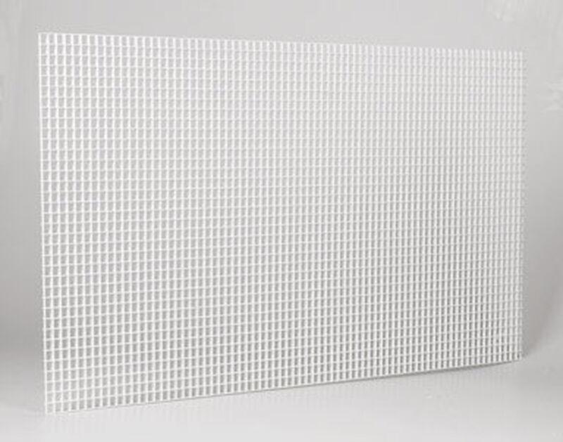 Plaskolite Polystyrene Egg Crate Lighting Panel 47 3 4 In H X 23 W