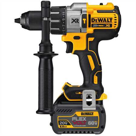 FLEXVOLT(TM) HAMMERDRILL & IMPACT KIT