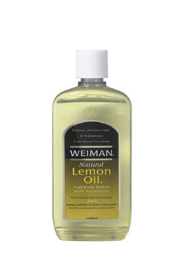 Weiman 16 oz. Lemon Oil Polish
