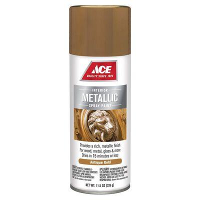 Ace Gold Metallic Spray Paint 11.5 oz.