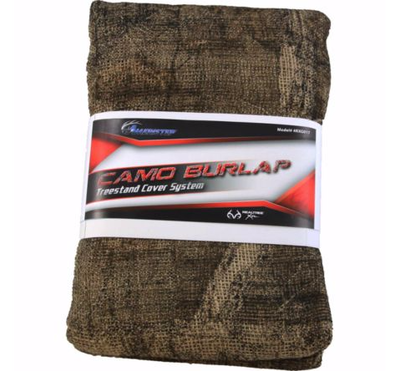 Ameristep burlap tangle camouflage blind material - 144 in. L X 54 in. H