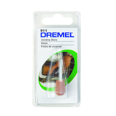 Dremel Aluminum Oxide Grinding Stone 7/16 in.