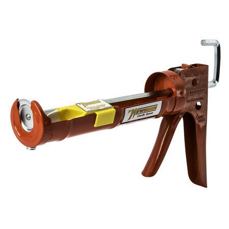 Newborn Professional Steel Drip Free Caulking Gun