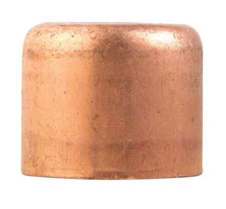 Elkhart 3/4 in. Dia. Sweat Copper Cap
