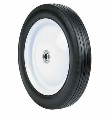 Arnold Steel Replacement Wheel 10 in. Dia. x 1.75 in. W 80 lb.