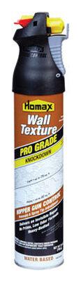 Homax 25 oz. Aerosol Can Water-Based Wall Texture