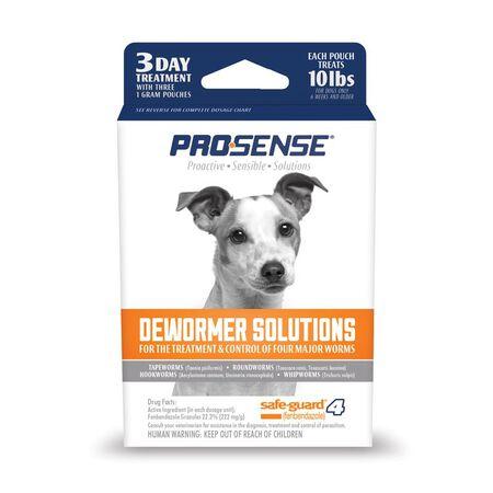 ProSense 3 gram Dewormer For Dog
