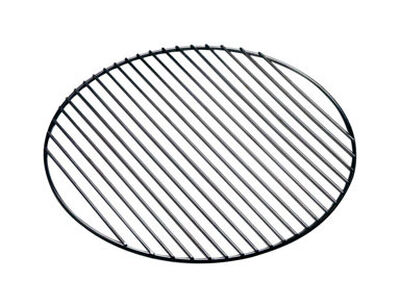 Old Smokey Plated Steel Grill Cooking Grate 17 in. H x 17 in. W 18 in.
