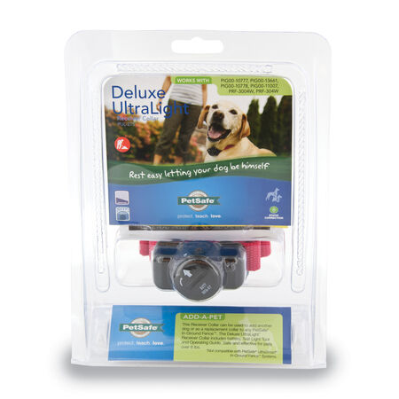 PetSafe Deluxe In-Ground UltraLight Collar