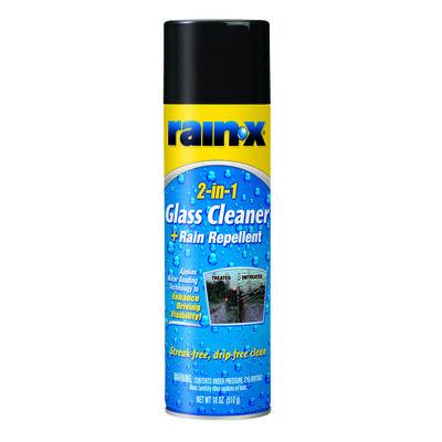 Rain-X Glass Cleaner and Rain Repellent 18 oz.