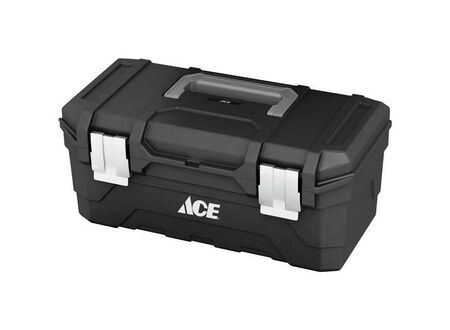 Ace Hand Tool Box 16 in. L Plastic