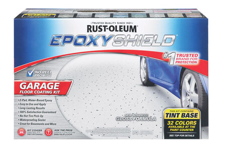 Rust-Oleum Gloss Garage Floor Coating Kit 1 gal.