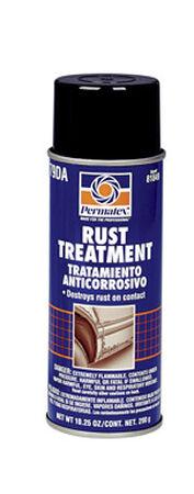 Permatex Rust Treatment Latex-Based Interior Primer 16 oz. Clear