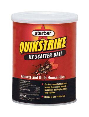 starbar Quikstrike Granules Fly Scatter Bait 1 lb.