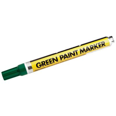 Forney Permanent Paint Marker Green