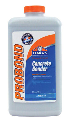 Elmer's ProBond Exterior Concrete Bonding Additive 1 qt.