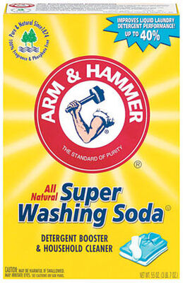 Arm and Hammer Detergent Booster and Household Cleaner 55 oz.