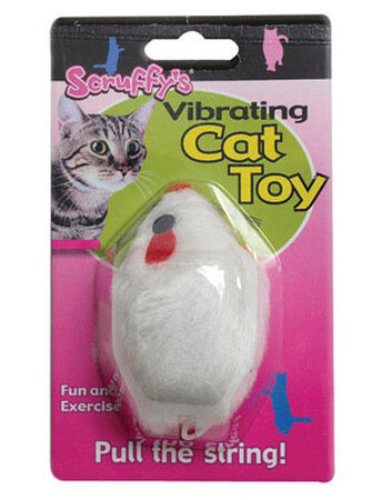 Scruffy For Cat Mouse Cat Toy