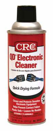 CRC 16 oz. QD Electronic Cleaner
