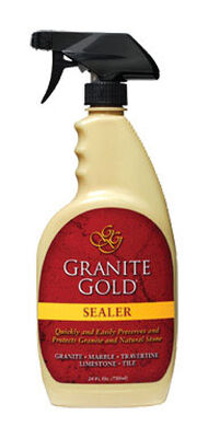 Granite Gold Natural Stone Sealer 24 oz.
