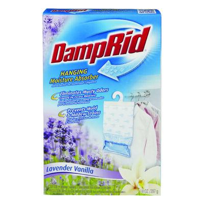 DampRid 14 oz. Lavender Vanilla Scent Hanging Moisture Absorber