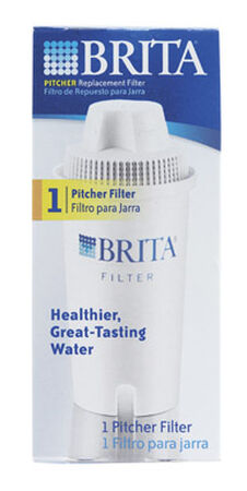 Brita 300 (16.9 oz.) Bottles Replacement Water Filter White