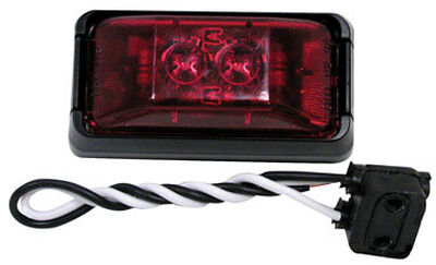Peterson 2.9 in. L Marker Light Clearance Light Kit