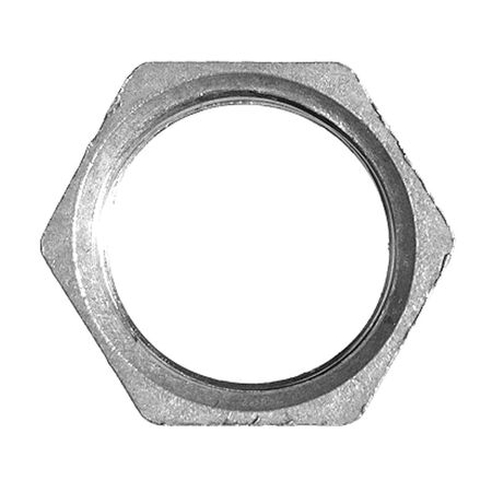 Danco Diecast Faucet Locknut 1/2 in. Dia.