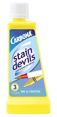 Carbona Stain Devils Ink & Crayon Stain Remover