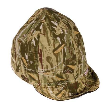 Forney Reversible Welding Cap 7-1/4 in. Multicolored