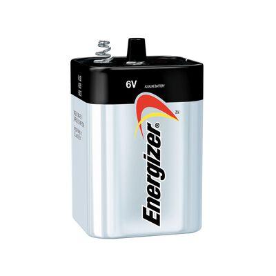 Energizer Alkaline Lantern Battery 6 volts 1 pk