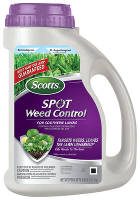 Scotts Southern Spot Weed Control 3.8 lb.