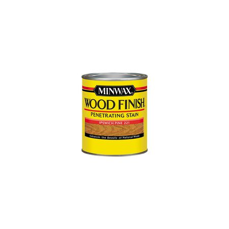 Minwax Wood Finish Transparent Oil-Based Wood Stain Ipswich Pine 1/2 pt.