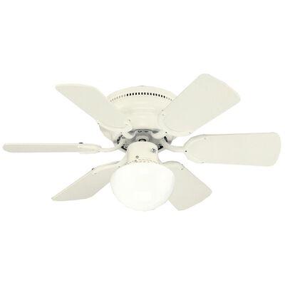 Westinghouse Petite Ceiling Fan 30 in. W White